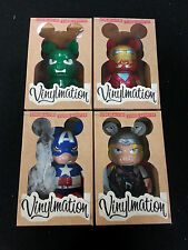 "Disney Vinylmation 9"" Create Your Own - Avengers Custom Figures Cap, Hulk, Thor"