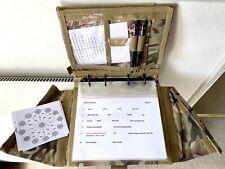 More details for sniper/shooter mtp a5 data book folder