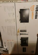 "Toshiba 43LF421U21 43"" 1080p HD LED Smart TV - Black"