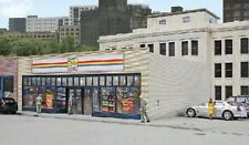 WALTHERS CORNERSTONE HO SCALE 1/87 24-SEVEN QUICK MART KIT | BN | 933-3477