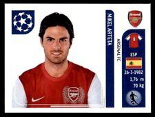 Panini Champions League 2011-2012 - Mikel Arteta Arsenal FC No. 356