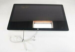 "Apple A1407 27"" 2560 x 1440 Thunderbolt LED Display MC914LL/A No Stand"