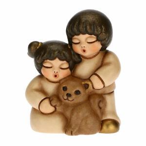 THUN - Krippe 'Kinder mit Katze'