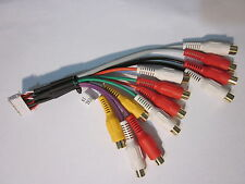 s l225 clarion car electronics adapter ebay clarion vrx775vd wiring harness at readyjetset.co