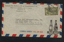 Mexico   Canada Dry beverage ad to US  1947             MS0612