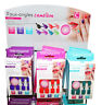 Kit 12 Faux Ongles French Manucure Caméléon