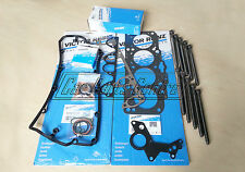 FOR VW TRANSPOTER T5 1.9 TDI BRS VICTOR REINZ CYLINDER HEAD GASKET BOLT KIT