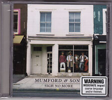 Mumford & Sons - Sigh No More - CD (DEW PROCESS  2009)
