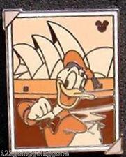 DONALD DUCK WORLD SNAPSHOTS Snapshot  2009 Hidden Mickey Disney Pin 72670