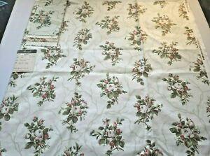 Vintage 1998 GREEFF / SCHUMACHER Fabric Remnant - KEMBERTON - UK ARCHIVE - 27x26