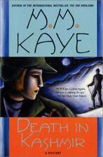 Death in Kashmir by M. M. Kaye (2000, Paperback)
