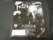 2010 NOVEMBER INTERVIEW MAGAZINE - RYAN GOSLING FRONT COVER - O 6152