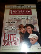 Life Is Beautiful - Dvd - Very Good Condition!