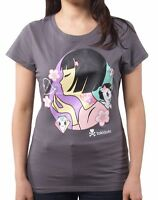 Tokidoki Girl Bubble Babe Junior T Shirt