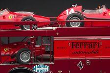 Exoto - CMC / 1958 Ferrari Transporter & 3 Cars / Monza / 1:18 / #BND22075