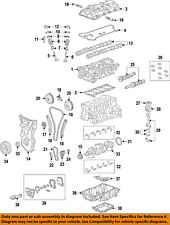 GM OEM Variable Valve Timing-Solenoid 12662736