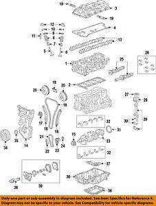 GM OEM-Engine Intake Valve 12662527