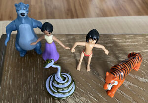 The Jungle Book 2 Set Of 5 Small Figures