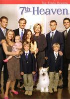 7th Heaven: The Complete Tenth Season (Season 10) (5 Disc) DVD NEW