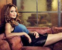 Jennifer Lawrence Color 8x10 Photo #CM08