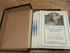 Stephen Foster Melodies Selected & Arranged for Concert Band Box Set Luis Guzman