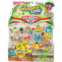 The Grossery Gang 10 Pack and Crossbow Series 4 Bug Strike