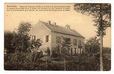 Maison Du Tisserand - Donchery Paris Photo Postcard 1917