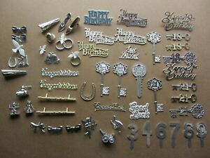 Cake Toppers/ Cake Decorations. Multiple Occasions. Select one item.
