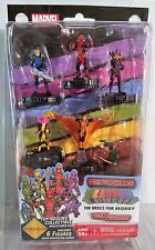 Marvel HeroClix Deadpool Mercs For Money Fast Forces Figure Pack