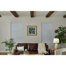 PRE CUT Home Decorators Blackout Polyester Cellular Shade -White
