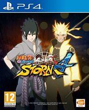 Juego Bandai Namco PlayStation 4 Naruto Shippuden Ninja Storm 4 Day 1 Nue...
