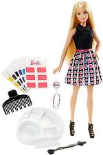 Mattel Barbie DHL90 Haarfarben Zauber Barbie
