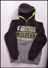 Metal Mulisha Boys Split Zip Hoodie - Size M