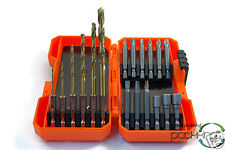 18 Piece Impact Drill & Driver Set (IIT 25290)