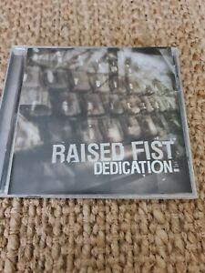 RAISED FIST - DEDICATION - CD - Hardcore Punk