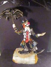 Ron Lee Hobo Clown #362 HOBO CLOWN WITH UMBRELLA  1985