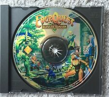 EverQuest: The Ruins of Kunark  (PC, 2000) Expansion Pack EQ