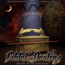 Vega X - Tablet of Destiny: Secrets of the MultiVerse LP - RARE! WU-TANG!