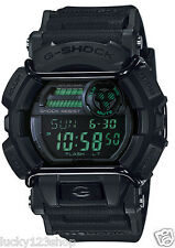 GD-400MB-1D Black G-Shock 200m Digital Resin Band 200m Casio Sport Men's New