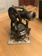 Vintage Model 7401 THS Japan Transit Survey Surveyor Instrument w/ Wooden Box