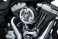 Ciro Chrome Tri-Bar Air Cleaner for Harley Touring Electra Glide Ultra 08-17