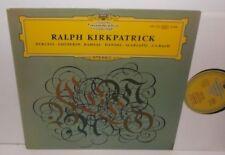 139 122 Purcell Couperin Rameau Handel Scarlatti JS Bach Kirkpatrick Harpsichord