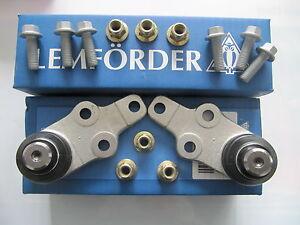 2x Lemförder Traggelenk  Ford Mondeo III Satz vorne links und rechts