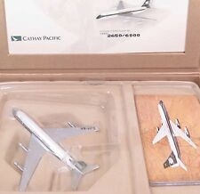 Herpa 1:400 General Dynamics Convair 880 60th Anniver Cathay Pacific OVP #H4519