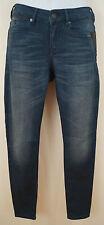 MAISON SCOTCH Blue LA BOHEMIENNE Cotton Blend Faded Detail Skinny Denim Jeans 26