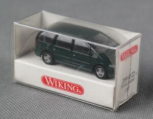 WIKING 029940/299 40 H0 1:87 Ford Galaxy dunkelgrün - WIE ABGEBILDET