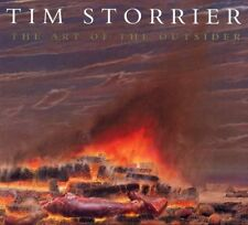 TIM STORRIER: ART OF THE OUTSIDER Catharine Lumby (HC 2000) Free Postage