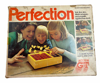 VINTAGE ACTION GT PERFECTION GAME BOXED WORKING COMPLETE 1980'S