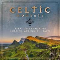CELTIC MOMENTS - MCKENNITT/FAUN/OONAGH/RUTTER/LOVLAND/TRADITIONAL/+  2 CD NEU