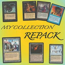 Magic Mtg Repack All My Collection From '93! Over 100,000 Cards From Nm to GD!